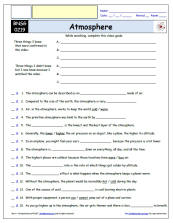 Bill Nye Atmosphere by jjms | Teachers Pay Teachers