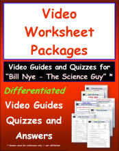 free differentiated worksheet for the bill nye the science guy cells differentiated video. Black Bedroom Furniture Sets. Home Design Ideas